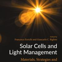 "Book Chapter in ""Solar Cells and Light Management – Materials, Strategies & Sustainability"""